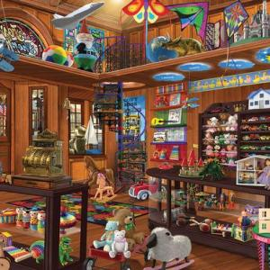 Toy Shop Seek& Find 1000 pc.