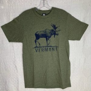 Dusty Moose Vermont T-Shirt
