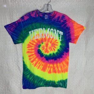 Vermont Tie-Dye T-Shirt