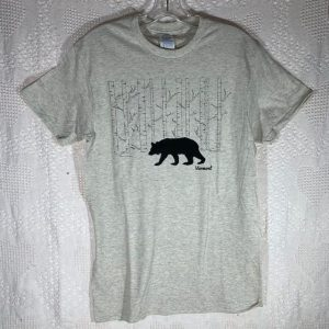 Bear in Woods T-Shirt