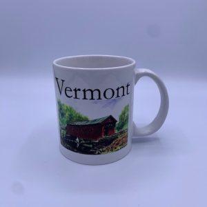 Vermont Covered Bridge Mug