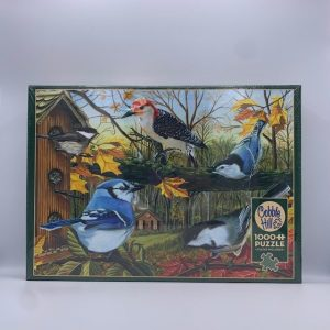 Blue Jay and Friends 1000 PC Puzzle