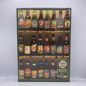 Beer Collection 1000 PC Puzzle