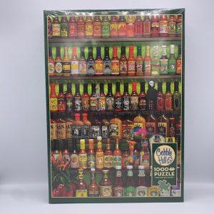 Hot Hot Sauce 1000 PC Puzzle