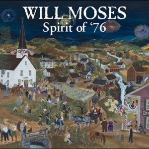 Will Moses Spirit of '76 1000 pc.