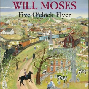 Will Moses Five O'Clock Flyer 1000 pc.
