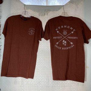 Vermont Green Mountain Arrows T-Shirt