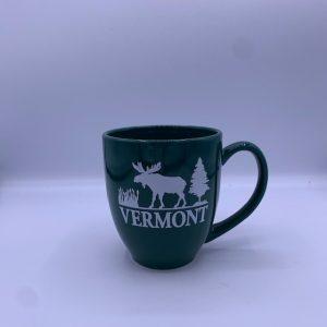 Vermont Walking Moose Mug