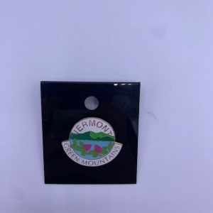 Vermont Green Mountains Pin