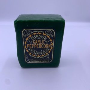 Plymouth Artisan Garlic Peppercorn Cheese
