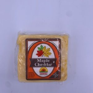 Vermont Farmstead Maple Cheddar Cheese