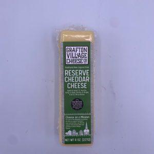 Grafton Village Reserve Cheddar Cheese