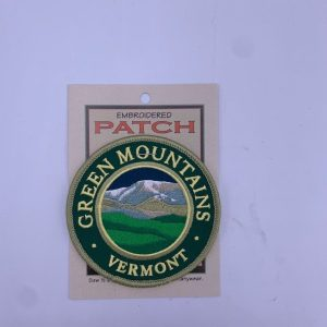 Vermont Green Mountains Day Landscape Patch