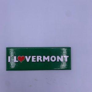 I LOVERMONT Magnet