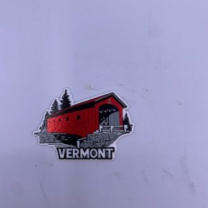 Vermont Covered Bridge Magnet