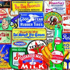Classic Signs 550 pc.