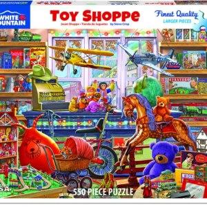Toy Shoppe 550 pc.