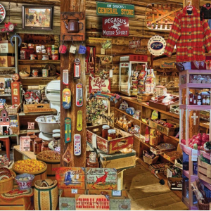Country Store Seek and Find Puzzle 1000 pc.