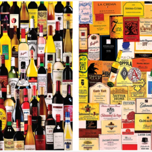 For the Love of Wine Puzzle 1000 pc.