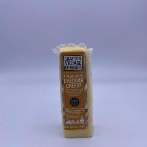 Grafton Village 1 Year Old Cheddar Cheese