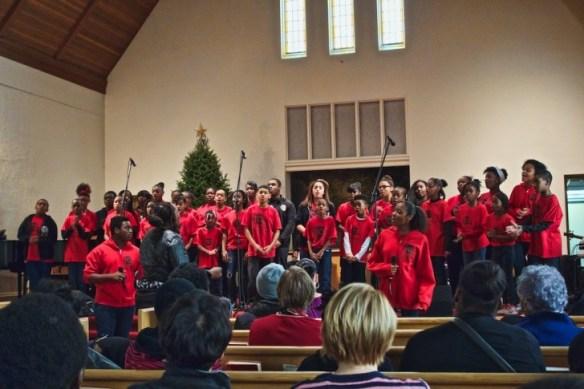 The TC3 Concert Choir