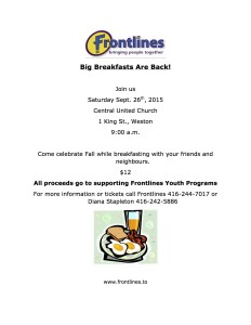Frontlines' Big Breakfast _Sept2015