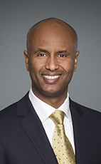 Hussen much in the news on immigration plan