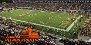 West Pond with Florida Citrus Sports