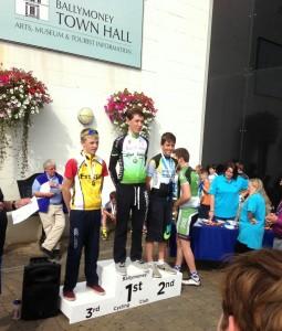 Aaron Doherty 2nd TT