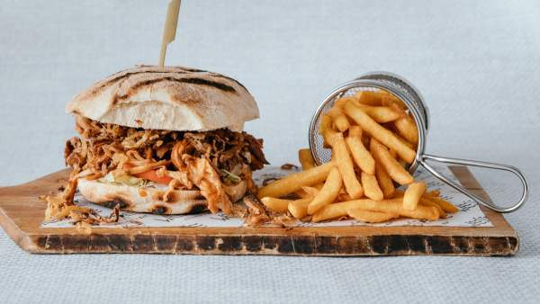 Westreme Burger Smoker