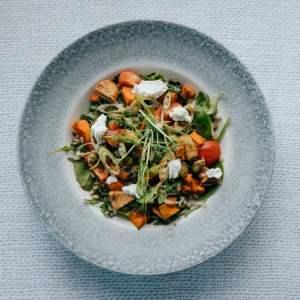 westreme barley salad