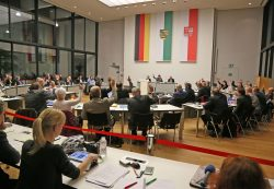 Aufzeichnung der Stadtratssitzung der Stadt Zwickau vom 25.10.2018