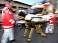 Schwer Verletzte bei Verkehrsunfall