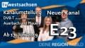 TV Westsachsen wechselt den Sendekanal