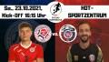 HOT 05 Futsal vor heimischer Kulisse gegen WAKKA EAGLES