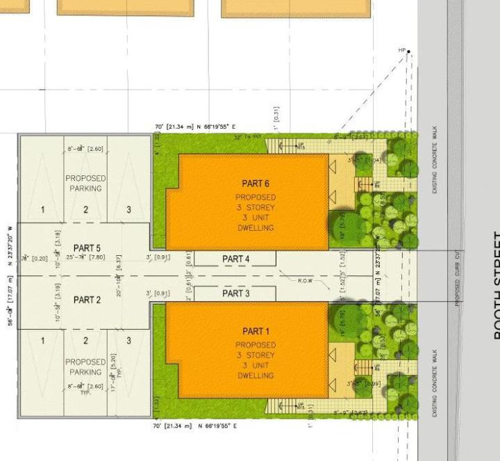 282 booth site plan