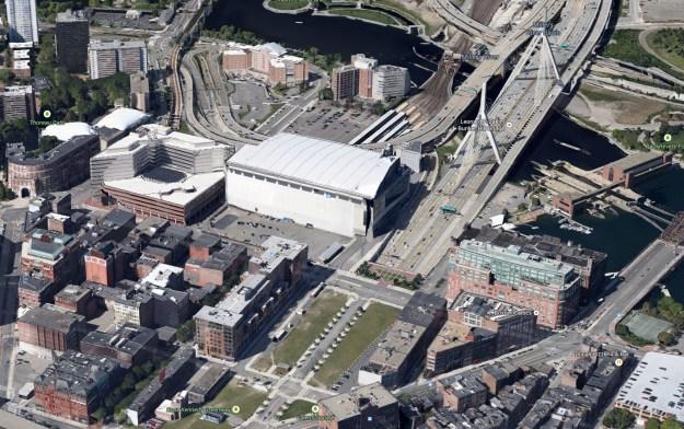 Stadium - boston without green line