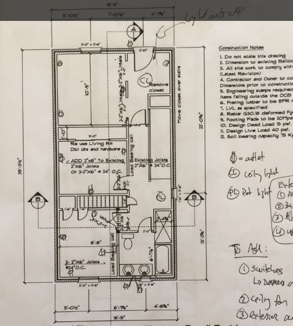 second floor elec plan without name