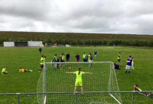 U13/15 Summer Football Session