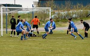 Eilean an Fhraoich 1/4 Final 2nd Leg