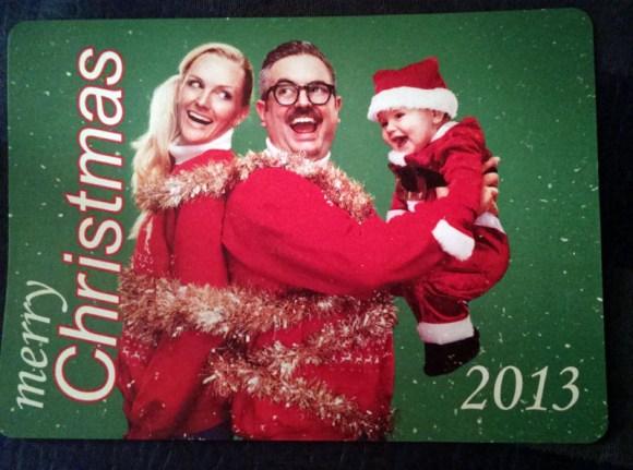 Llanes Christmas Card 2013