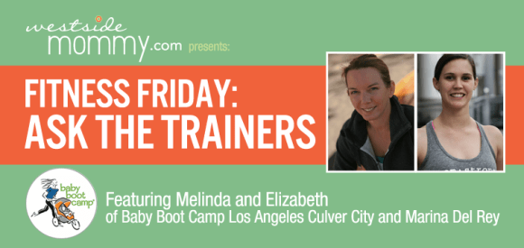 fitness friday: ask the trainers