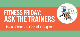 Fitness Friday: Tips for Stroller Jogging