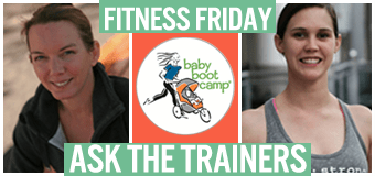 Fitness Friday: Baby Bootcamp's Yoga style