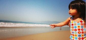How to find a clean beach