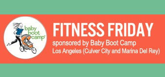 Free Community Baby Boot Camp Class Saturday, May 16th at Helms Bakery!