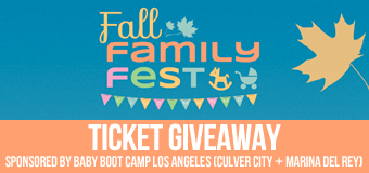 Club MomMe Fall Family Fest Ticket GIVEAWAY
