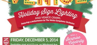 More Westside Holiday events