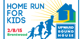 Home Run for Kids – Kid and Dog-friendly Fun Run in Brentwood February 8