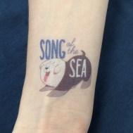 Sample of Temporary Tattoo